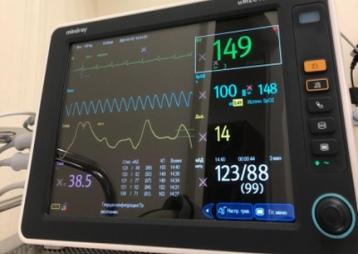 Новый кардиомонитор